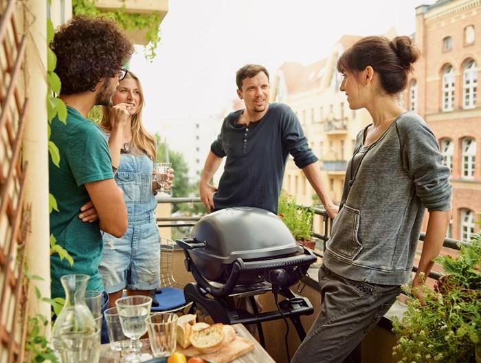 Grillowanie na balkonie – Inspiracje Grill360