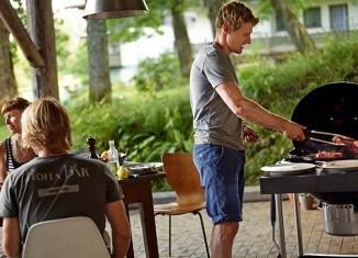 "Performer Touch-N-Go DeLuxe marki Weber – ""kuchnia w ogrodzie"""