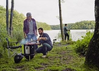 Smokey Mountain Cooker marki Weber – wędzone delikatesy