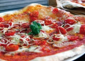 Włoska pizza tylko z Fontana Forni!