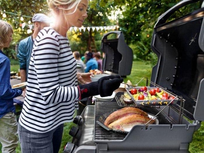 Dietetyczny grill – grill w wersji light