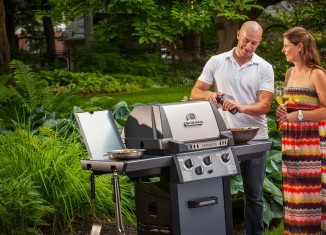 Stylowy grill Monarch 340 marki Broil King