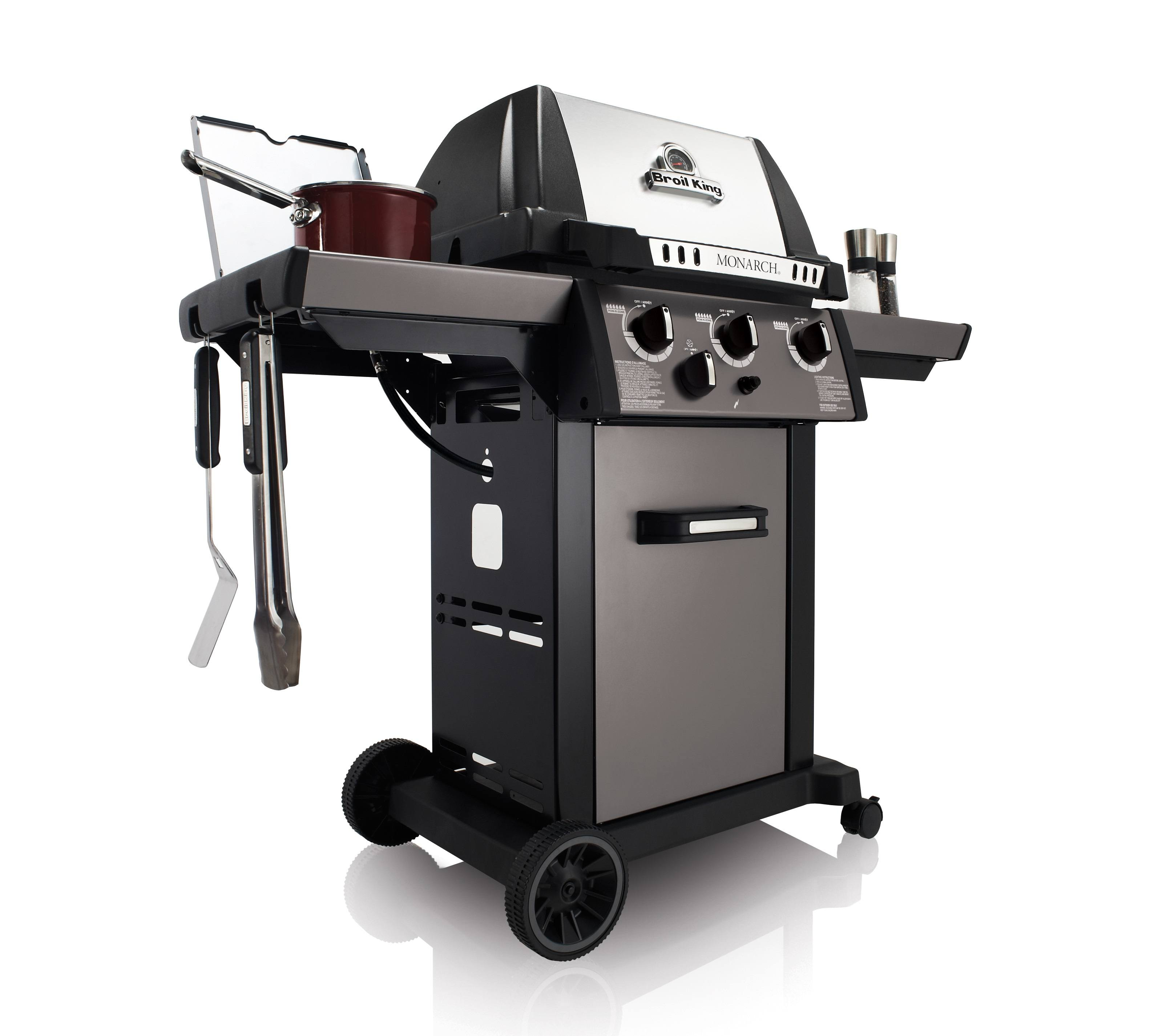 grill-broil-king Monarch 340