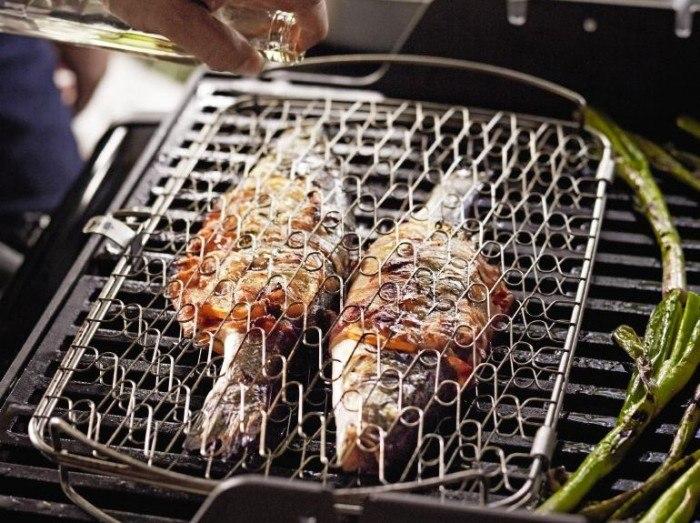 Ryba z grilla. Na zdrowie i ze smakiem – Inspiracje Grill360