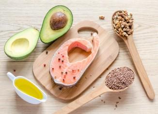 Kwasy tłuszczowe nienasycone. Rola w organizmie oraz źródła