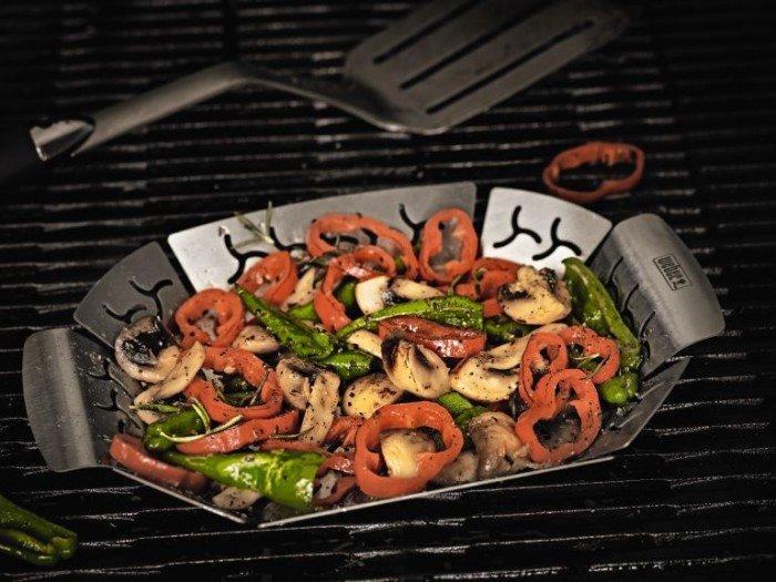 Grillowanie warzyw – Porady eksperta Grill360