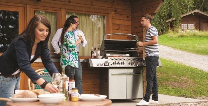 Grill gazowy Prestige P500 marki Napoleon – idealne zaplecze każdego kucharza