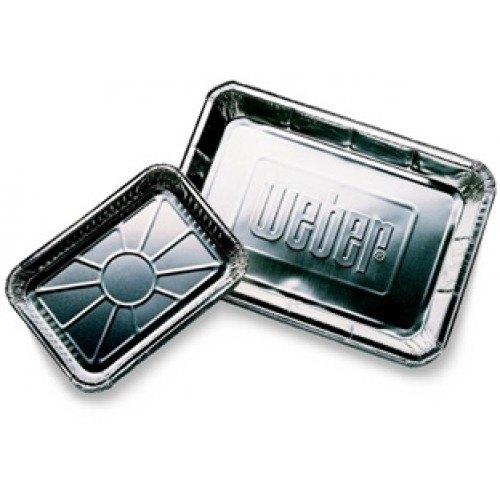 tacki-aluminiowe-grill-weber Czyszczenie grilli elektrycznych