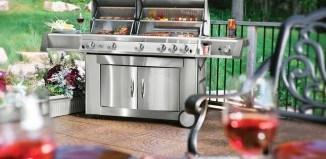 Grille gazowe marki Napoleon – mobilna kuchnia