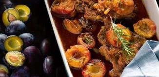 Policzki wołowe w lokalnej interpretacji sosu hoisin