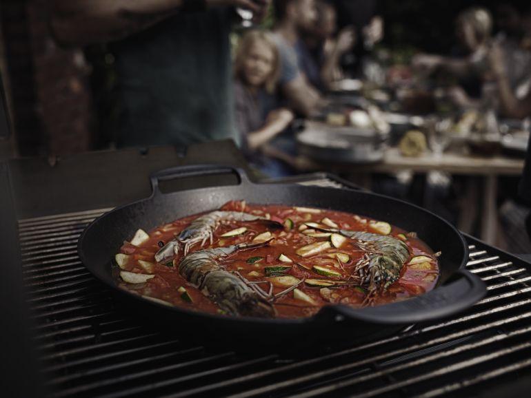 Sea food cataplana przepis grill360