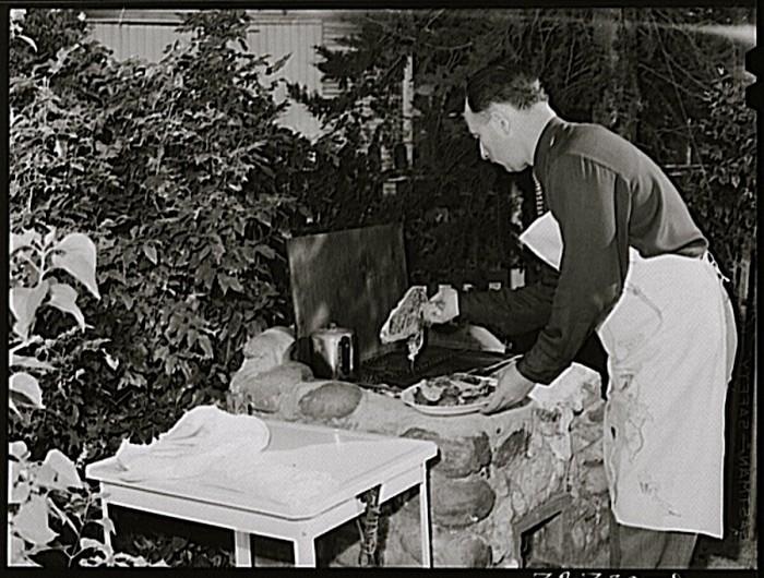 Historia grillowania, grill zprzeszłością – Inspiracje Grill360