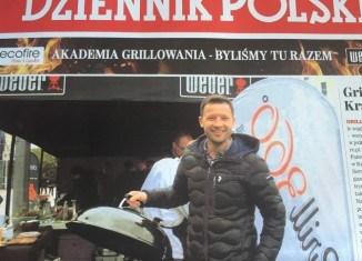 Kierowca rajdowy Maciej Steinhof – mistrz grillowania