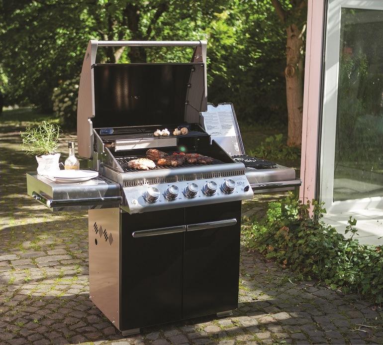 grill-gazowy-LE 485RSIBPK-napoleon-5