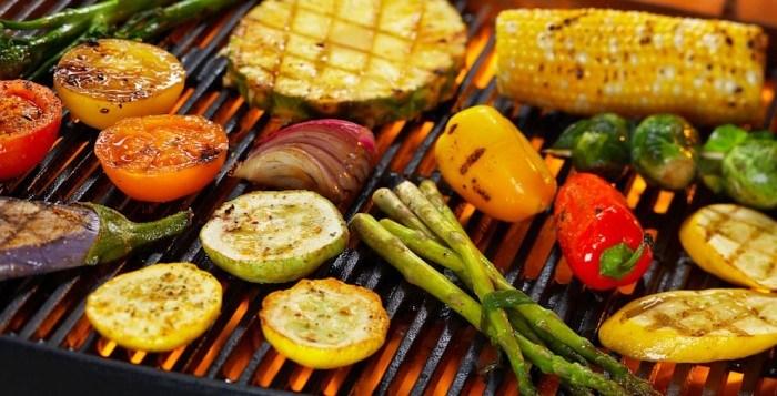 Vege grillowanie – inspiracje Grill360