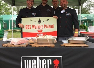 GBS WARRIORS – Grille Weber na OPEN POLISH BBQ CHAMPIONSHIPS