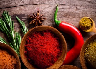 Papryka Chili – smaczne izdrowe – Inspiracje Grill360