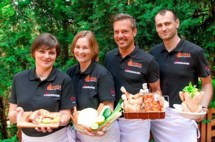 Landmann – z szacunku do tradycji – Grille Grill360