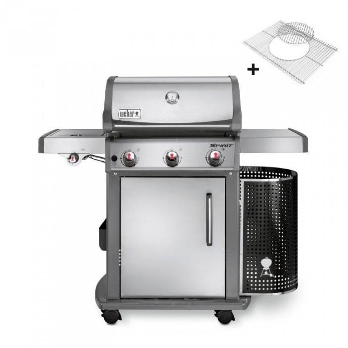 Spirit S-320 Premium – Mobilna kuchnia wdomu iogrodzie – Grille Grill360