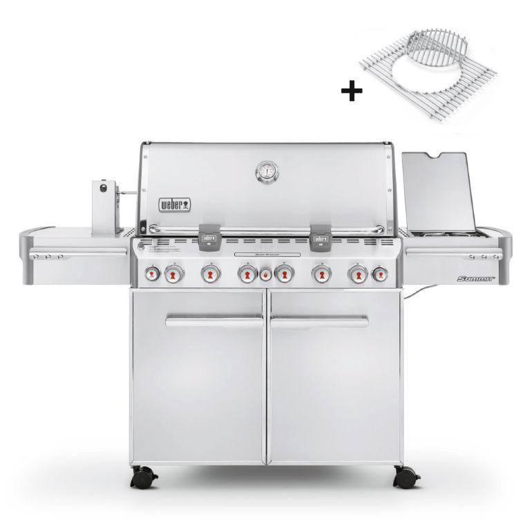 Summit S-670 GBS grill weber