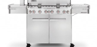 Model Summit S-670 GBS marki Weber – wielofunkcyjna kuchnia wplenerze