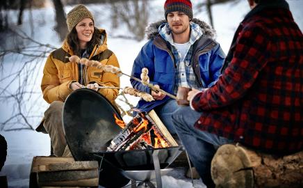 Czy grillowanie zimą jest możliwe? – porady Grill360