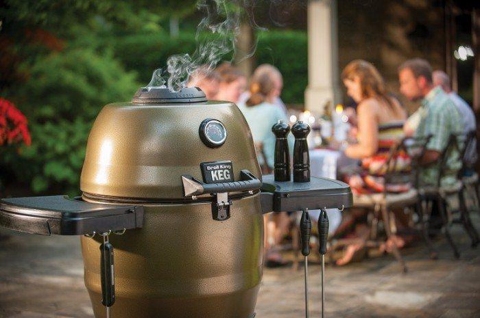 Grill Broil King Keg 4000 – perfekcyjna jakość grillowania