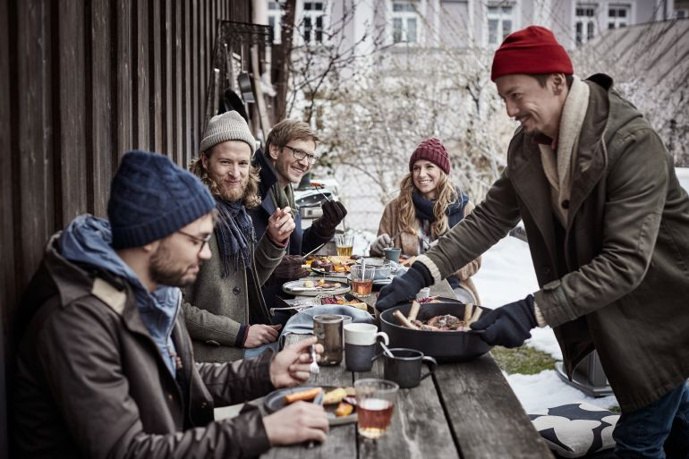 Grillowanie zimą Grill360 porady