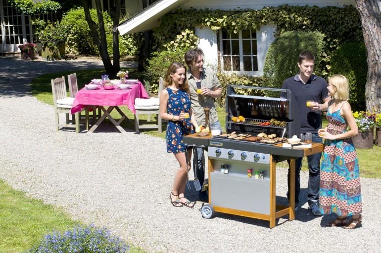Woody LX Seria 4 Campingaz – dobrze wyposaż swój ogród!