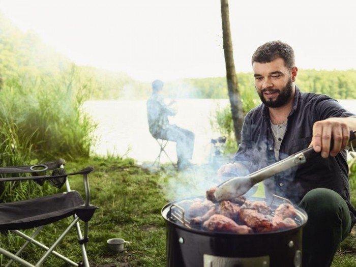 Smokey Mountain Cooker Weber – kuchenny wehikuł