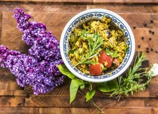 Tajskie curry warzywne z grilla – Przepisy Grill360