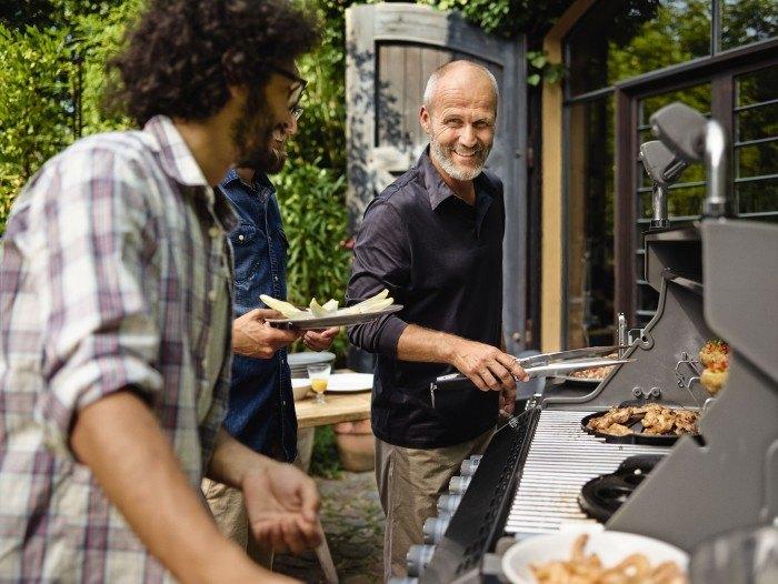 Męskie grillowanie – Uczta dla podniebienia