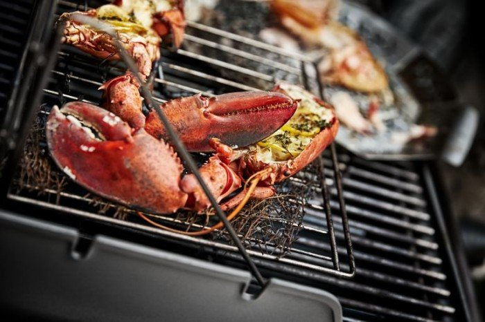 Owoce morza zgrilla – Porady Grill360