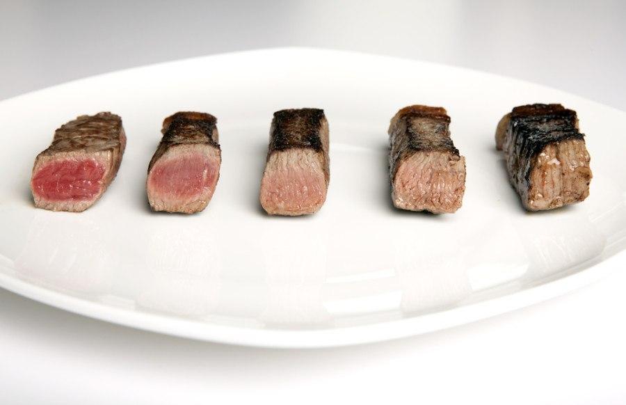 Perfekcyjny stek z grilla