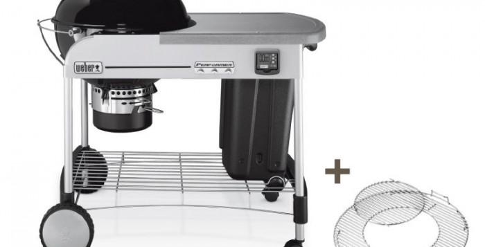Weber Performer One Touch GBS Premium – rodzinne ucztowanie