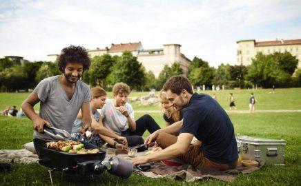 Grill Go Anywhere marki Weber – Twój towarzysz podróży!