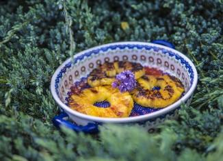 Grillowane Ananasy – pyszny deser zgrilla