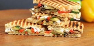 Sandwiche, czyli kanapki na ciepło z grilla