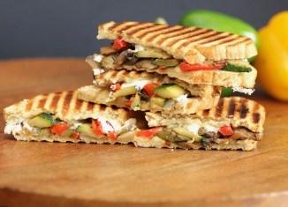 Sandwiche, czyli kanapki naciepło zgrilla