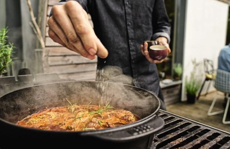 Aromatyzowanie mięsa