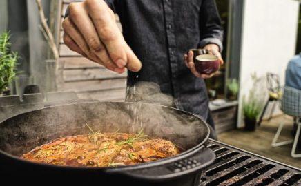 Aromatyzowanie mięsa – Porady Grill360