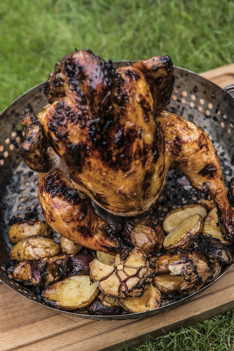 Glazurowany Kurczak