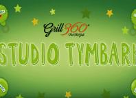 Wielkie grillowanie! Zuzia, JDabrowski, Skkf i Michał Dobosz na Tymbark Tour w Warszawie | #20 Studio Tymbark