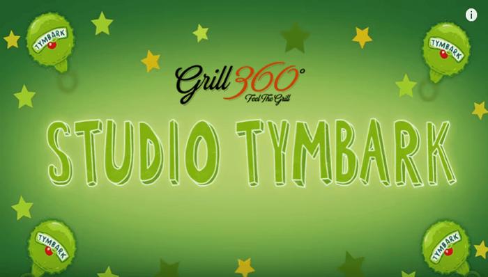 Studio Tymbark – Zuzia, JDabrowski, Skkf i Michał Dobosz grillują!