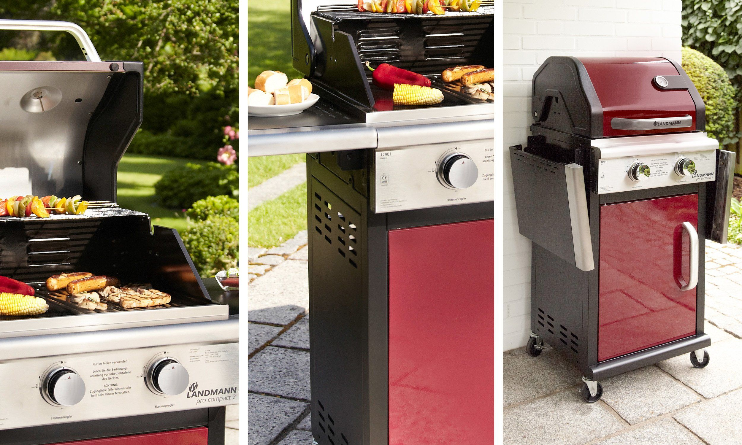 landmann triton 2 0 pts niepozorny grill o wielkich mo liwo ciach grille grill360. Black Bedroom Furniture Sets. Home Design Ideas