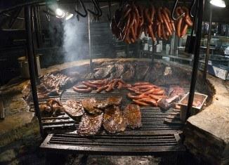 Teksańskie BBQ rodem z dzikiego zachodu