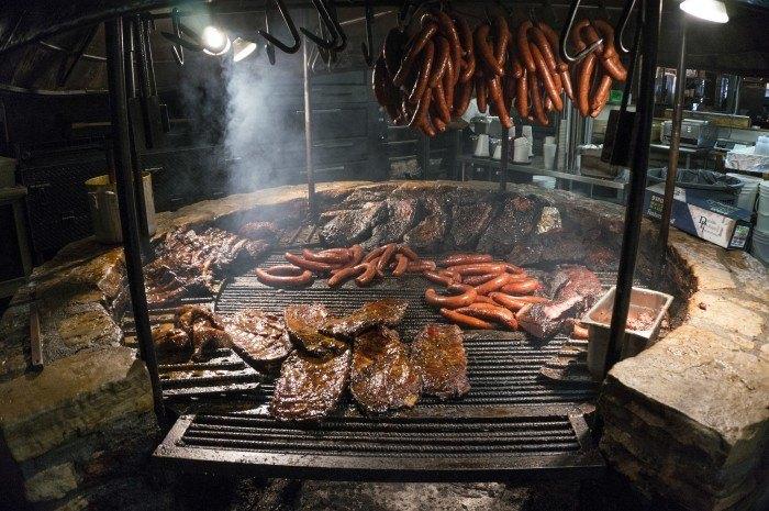Teksańskie BBQ rodem zdzikiego zachodu