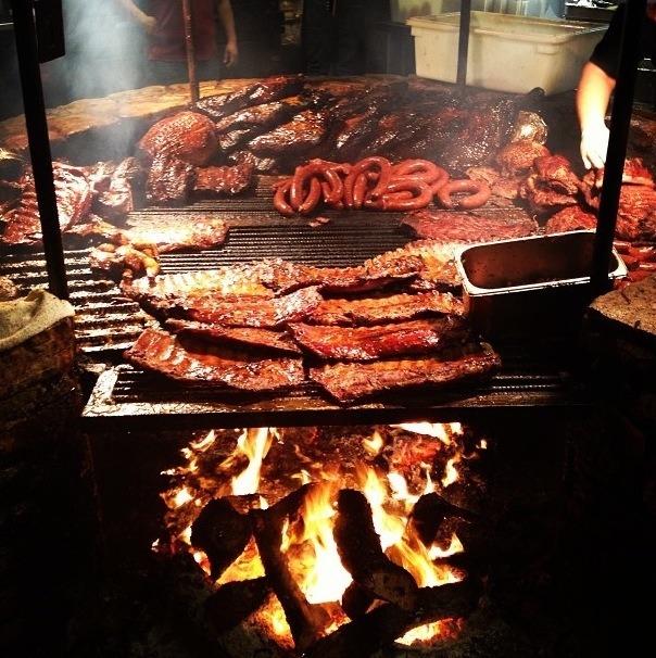 Teksańskie BBQ