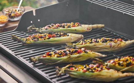 Grillowane warzywa. Jak grillować?