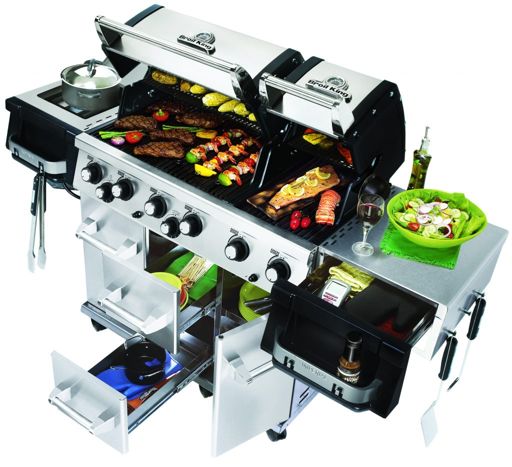 Grill gazowy Imperial XL S Broil King